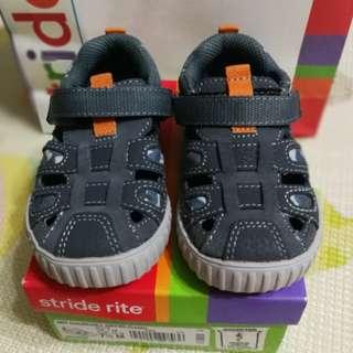 Stride Rite Grey Camo Shoes