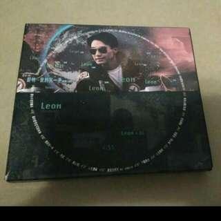 (破底價$39平郵我包) Leon 黎明 港版cd