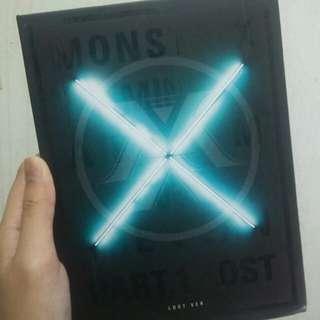Preloved: Monsta X The Clan 2.5 Part 1 (Lost ver.)
