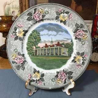 英國vintage瓷盤