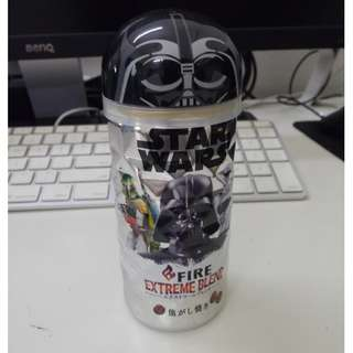 Star Wars Collectible Coffee Can from Japan
