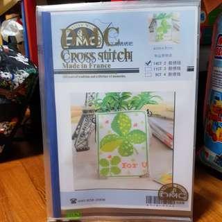 Card case Cross Stitch Kit