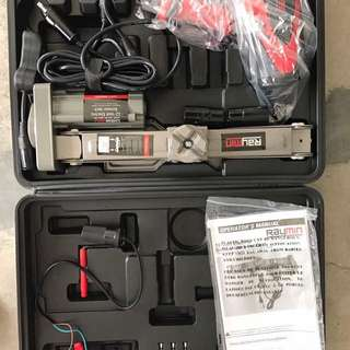 Electric Jack & Impact Wrench Raymin RJW15