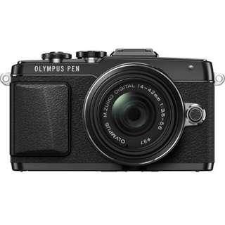 Olympus PEN E-PL7 with 14-42mm f3.5-5.6 II R Kredit tanpa kartu kredit