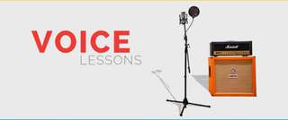voice lesson and tutorials