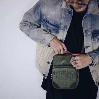 Readymade shoulder bag 腰包