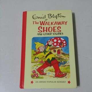 Enid Blyton the walkaway shoes