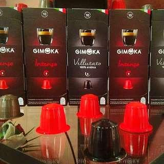 Nespresso 相容咖啡膠囊