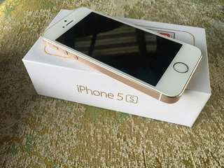 Iphone 5s 16gb Gold GPP LTE for sale. Complete package!