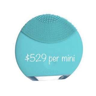 🇬🇧英國代購 FOREO LUNA™ MINI - Blue 洗面機第一代