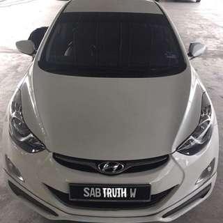Hyundai Elantra Sambung Bayar