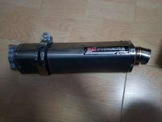 yoshimura end can pipe