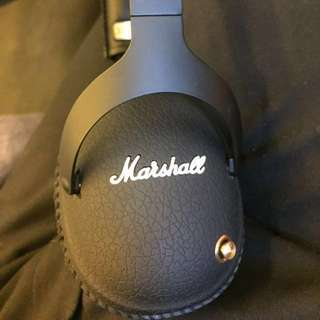 馬仔 Marshall Monitor 藍芽 HI-FI PROWESS WITH 30+ HOURS OF PLAYTIME