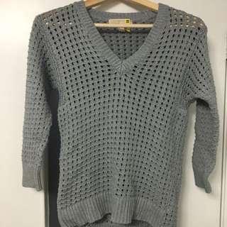 Michael Kors 3/4 Knit Sweater XS