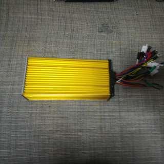1000w gold ebike controller 72v 34a