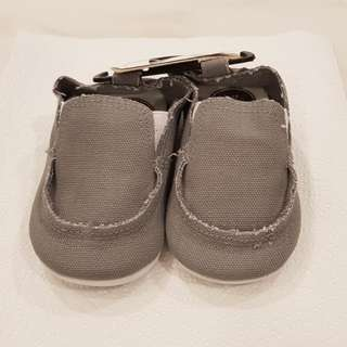 Baby Shoes grey