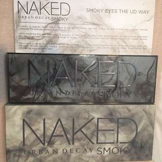 *Price Drop* Urban Decay Naked Smoky Eye Shadow Palette