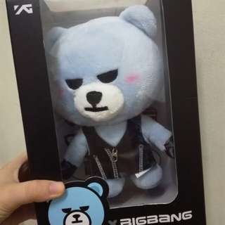 Daesung Official Bear