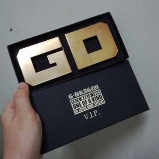 G-DRAGON JAPAN OFFICIAL GOODS
