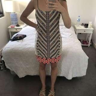 Beautiful tigerlily dress