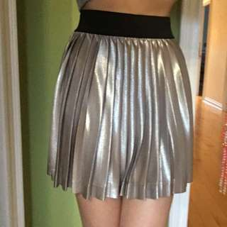 GUESS Metallic Skirt