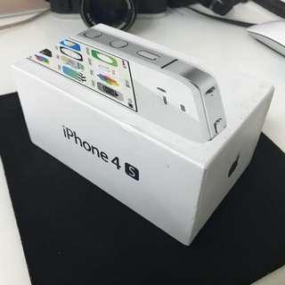 iPhone 4s White Box
