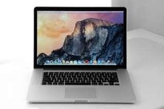 2013 Macbook pro 16''