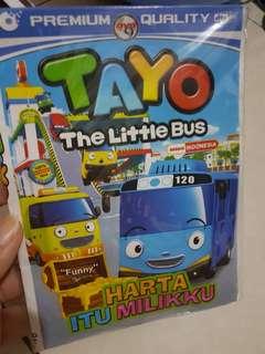 Film anak (DVD)