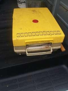 1966 Vintage Hoover Portable Vacuum