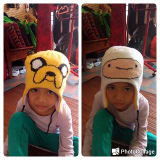 Topi double sided