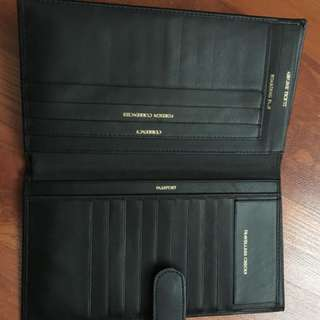 travelled currencies and card holder