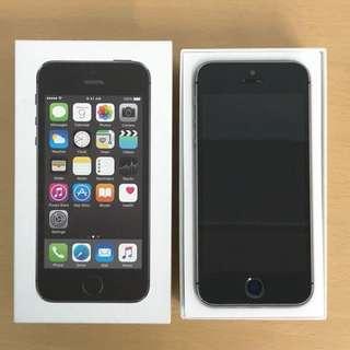 iPhone 5s 16gb Smart Locked