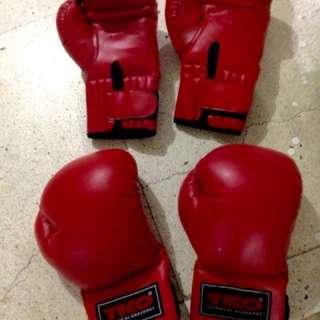 TKO boxing gears