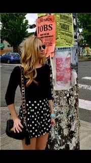 Terno (Top and Skirt)