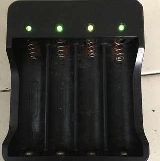18650 charger for 4 batt
