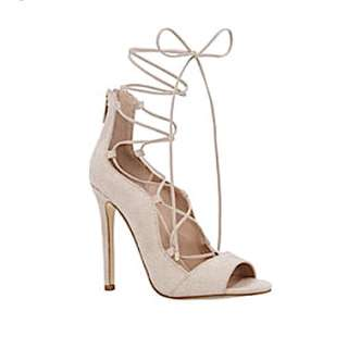 Call it Spring Nirassa Strap Heels