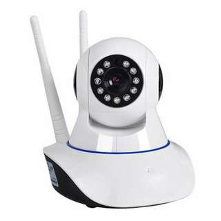 Robot IP Camera HD720p Wirelesswith 2 antenas
