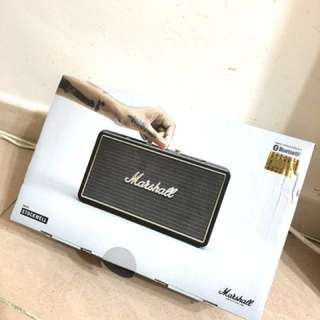 Marshall Portable speaker 藍芽
