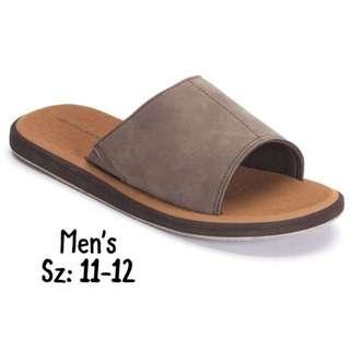NWT Men's Dockers Slippers Sz:11-12
