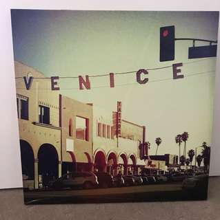 Venice Beach Canvas