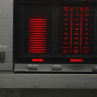 Yamaha M65 Power Amplifier