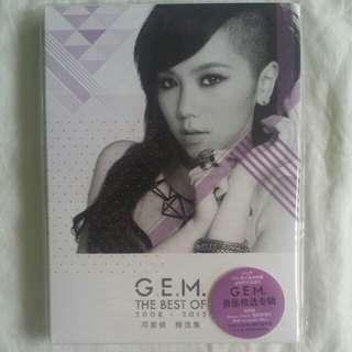 [Music Empire] 邓紫棋 G.E.M. - 《The Best Of 2008-2012》精选集 CD Album