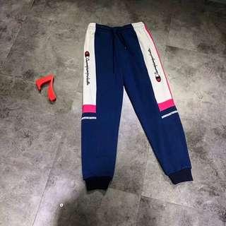 Women in or Men Champion Pants