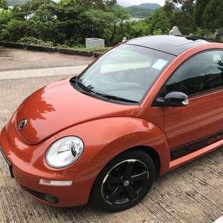 福士Volkswagen 甲蟲 Beetle 2.0