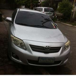 Toyota Corolla Altis 1.6V 2008 Model
