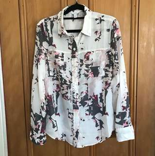 Calvin Klein woman's shirt