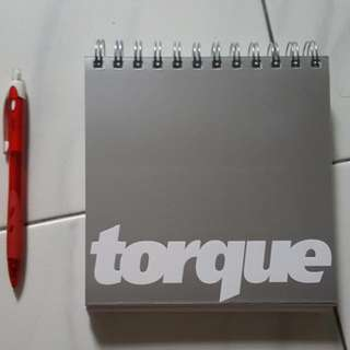Notebook - Torque