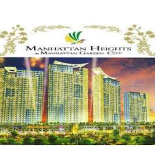 Condo for Rent at Manhattan Heights, Quezon City