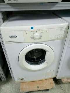 前置式洗衣機$1000