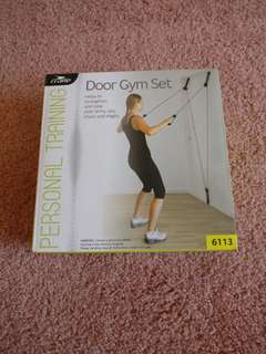 BRAND NEW Door Gym Set